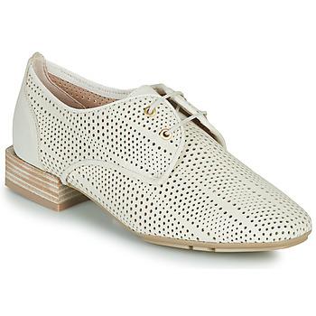 Pantofi Femei Pantofi Derby Hispanitas ELY Bej