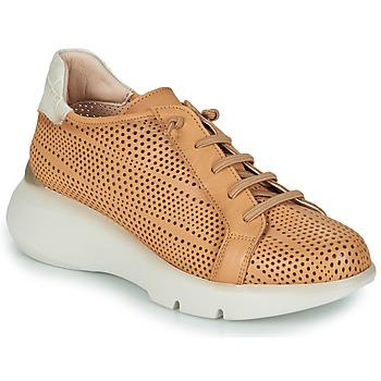 Pantofi Femei Pantofi sport Casual Hispanitas TELMA Camel / Bej
