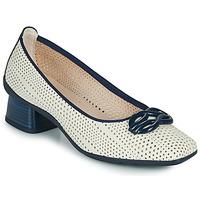 Pantofi Femei Pantofi cu toc Hispanitas FIONA Alb / Albastru