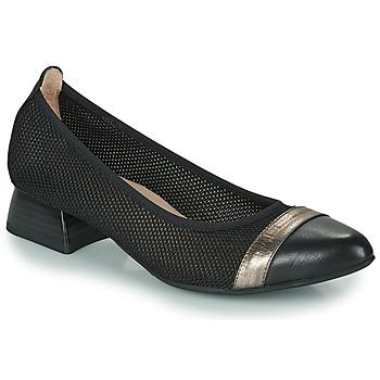 Pantofi Femei Pantofi cu toc Hispanitas ADEL Negru / Argintiu