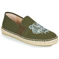 Pantofi Bărbați Espadrile Kenzo ELASTIC TIGER Kaki