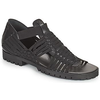 Pantofi Femei Sandale  Kenzo GREEK FLAT SANDALS Negru