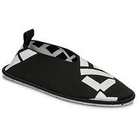Pantofi Femei Balerin și Balerini cu curea Kenzo K-KNIT SLIP-ON RECYCLED KNIT Negru