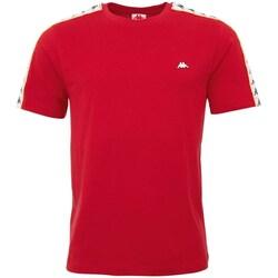 Îmbracaminte Bărbați Tricouri mânecă scurtă Kappa Hanno Roșii
