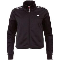 Îmbracaminte Bărbați Bluze îmbrăcăminte sport  Kappa Hasina Negre