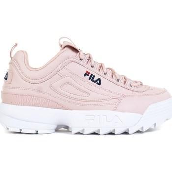 Pantofi Fete Pantofi sport Casual Fila Disruptor Kids Roz