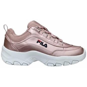 Pantofi Fete Pantofi sport Casual Fila Strada F Low JR Roz