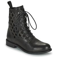 Pantofi Femei Ghete Mimmu MONTONE NEROA Negru
