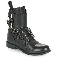 Pantofi Femei Ghete Mimmu MONTONE NEROB Negru