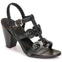 Pantofi Femei Sandale  Mimmu TRECCIA-P-NERO Negru