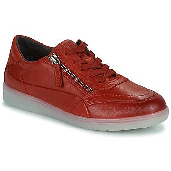 Pantofi Femei Pantofi sport Casual Jana PHOEBIA Roșu