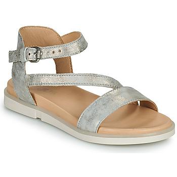 Pantofi Femei Sandale  Mjus KETTA Argintiu