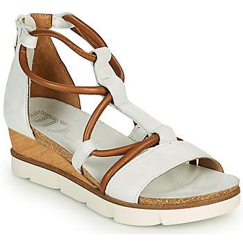 Pantofi Femei Sandale  Mjus TAPASITA Alb / Camel
