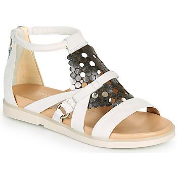 Pantofi Femei Sandale  Mjus KETTA Alb / Argintiu