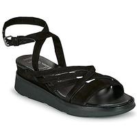 Pantofi Femei Sandale  Mjus PLATITUAN Negru