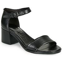 Pantofi Femei Sandale  Mjus LEI Negru