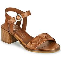Pantofi Femei Sandale  Mjus LEI Camel