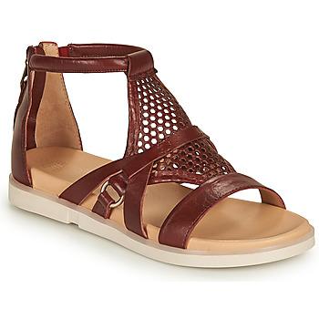 Pantofi Femei Sandale  Mjus KETTA Bordo