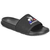Pantofi Bărbați Șlapi Le Coq Sportif SLIDE LOGO Negru