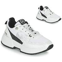 Pantofi Fete Pantofi sport Casual MICHAEL Michael Kors COSMO SPORT Alb / Negru