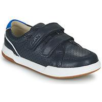 Pantofi Copii Pantofi sport Casual Clarks FAWN SOLO K Albastru