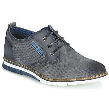 Pantofi Bărbați Pantofi sport Casual Bugatti SANDMAN Gri / Culoare închisă
