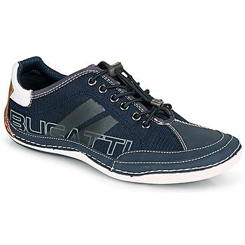 Pantofi Bărbați Pantofi sport Casual Bugatti CANARIO Albastru