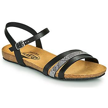 Pantofi Femei Sandale  Plakton MAM ALOU Negru