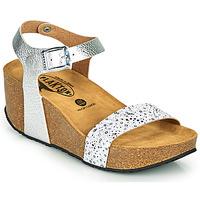 Pantofi Femei Sandale  Plakton SO KISS Argintiu