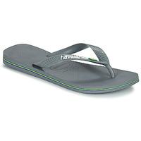 Pantofi  Flip-Flops Havaianas BRASIL Grey