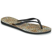 Pantofi Femei  Flip-Flops Havaianas SLIM LEOPARD  multicolor