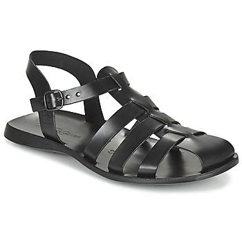 Pantofi Bărbați Sandale  Dream in Green OPOL Negru