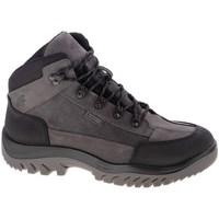 Pantofi Bărbați Drumetie și trekking 4F OBMH250 Gri