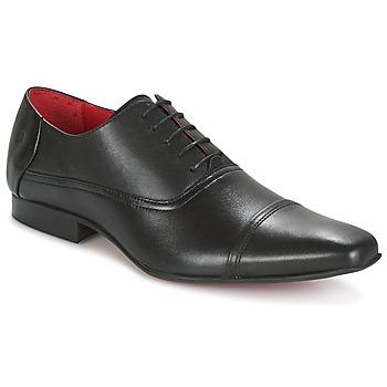 Încăltăminte Bărbați Pantofi Oxford Carlington ETIPIQ Negru
