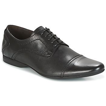 Încăltăminte Bărbați Pantofi Derby Carlington EDFER Negru