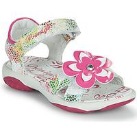 Pantofi Fete Sandale  Primigi SARAH Alb / Multico