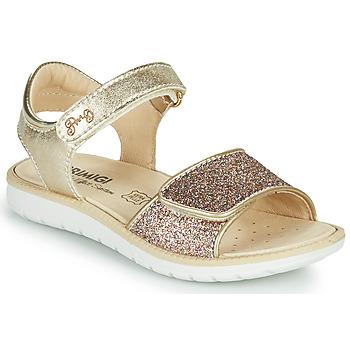 Pantofi Fete Sandale  Primigi CYRIELLE Auriu