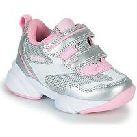 Pantofi Fete Pantofi sport Casual Primigi SUZZI Argintiu / Roz