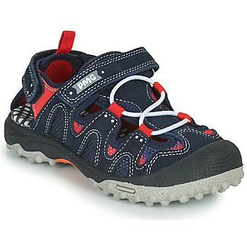 Pantofi Băieți Sandale sport Primigi ALEX Albastru / Negru / Roșu