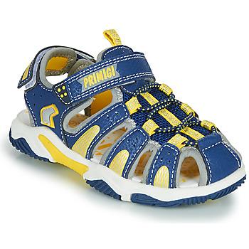 Pantofi Băieți Sandale sport Primigi ISMAEL Albastru / Galben