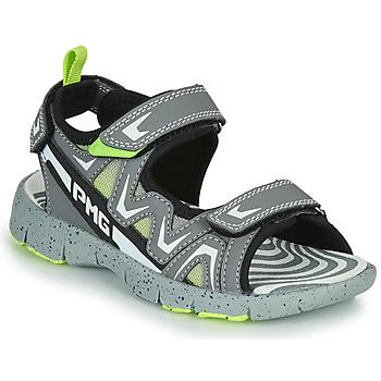 Pantofi Băieți Sandale  Primigi MATEO Gri / Verde