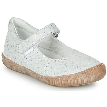 Pantofi Fete Balerin și Balerini cu curea Primigi BIANCA Alb / Iris