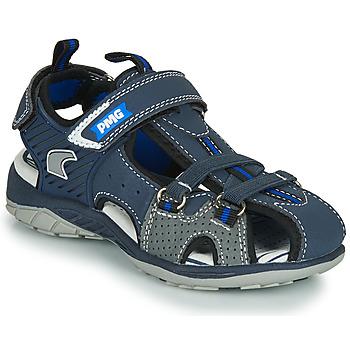 Pantofi Băieți Sandale sport Primigi SIXTINE Albastru / Gri