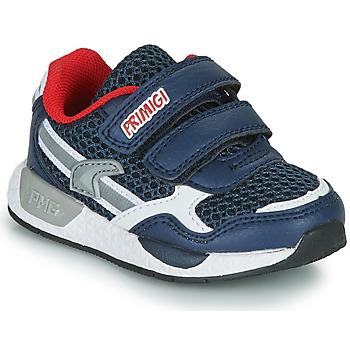 Pantofi Băieți Pantofi sport Casual Primigi PETIT Albastru / Roșu