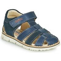 Pantofi Băieți Sandale  Primigi PIETRA Albastru