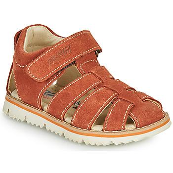 Pantofi Băieți Sandale  Primigi KANNI Maro