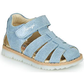 Pantofi Băieți Sandale  Primigi MANI Albastru