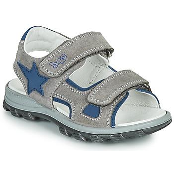 Pantofi Băieți Sandale  Primigi GRIMMI Gri / Albastru