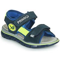 Pantofi Băieți Sandale  Primigi MARINEL Albastru