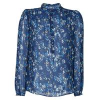 Îmbracaminte Femei Cămăși și Bluze Ikks BS13175-49 Albastru